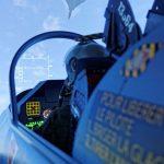 L'ennemi est dans le champs de vision ! Simulateur combat avion de chasse