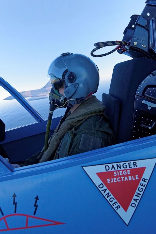 Attention siège ejectable ! simulateur Mirage 2000