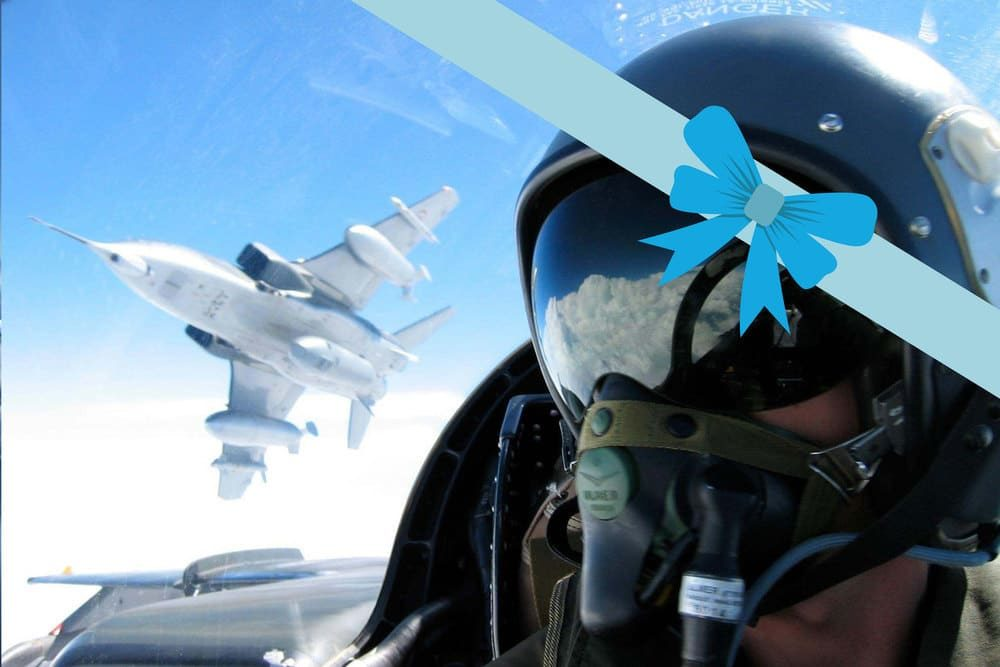 Carte cadeau simulateur avion de chasse - mirage 2000
