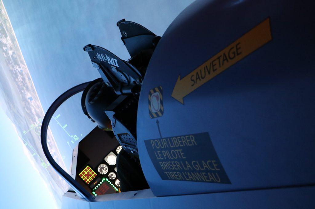 Pilotage Mirage 2000