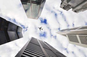 Boeing 777 en vol